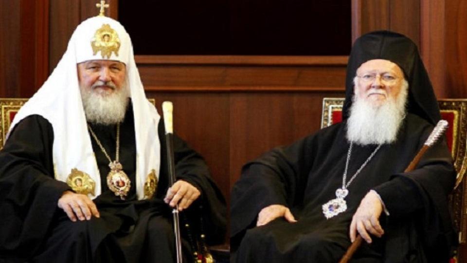 Αποτέλεσμα εικόνας για Ιερά Σύνοδος της Εκκλησίας της Ρωσίας, αποφάσισε να διακόψει τη μνημόνευση του Πατριάρχη Βαρθολομαίου